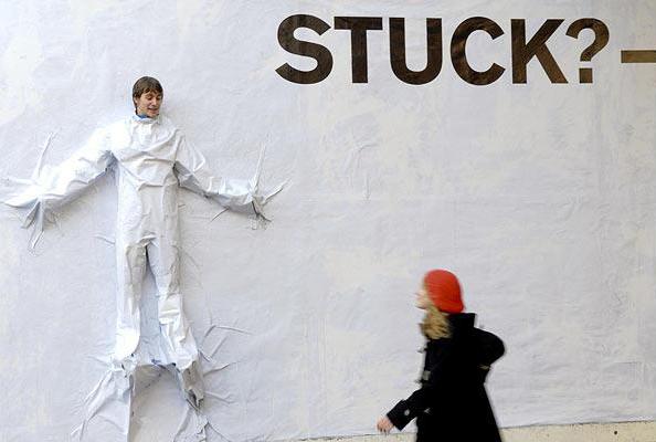 stuck now what Maurilio Amorim Blog