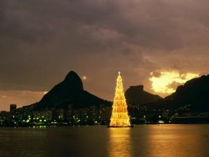 Christmas in Brazil Rio de Janeiro