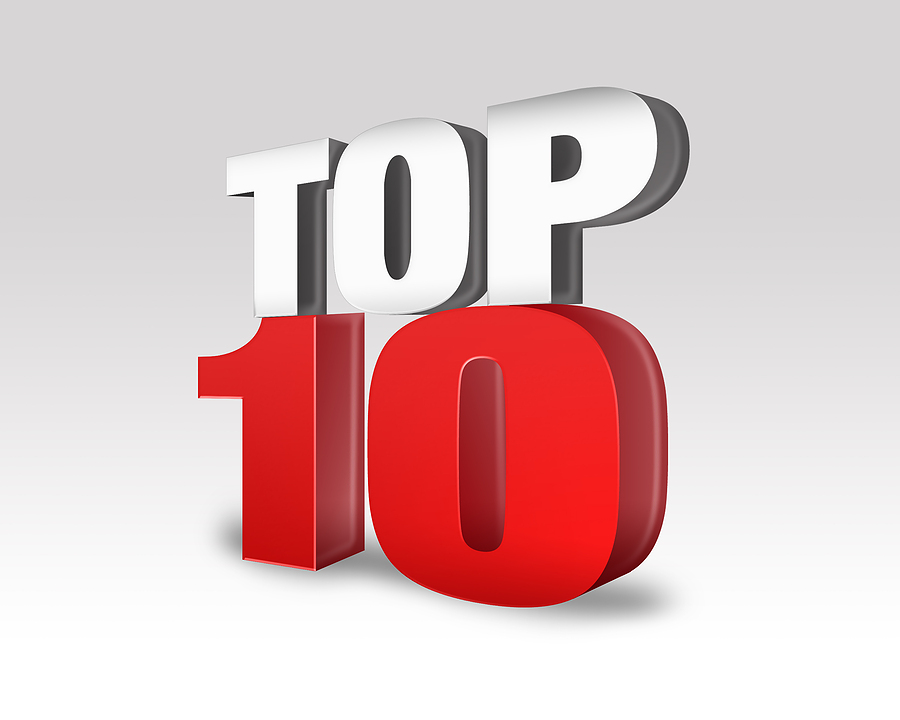 top 10 blog posts 2010 Maurilio Amorim