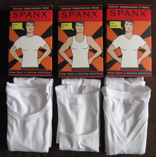 Spanx for men compression fashion friday