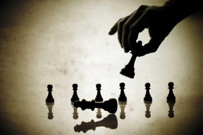 Strategic friendships