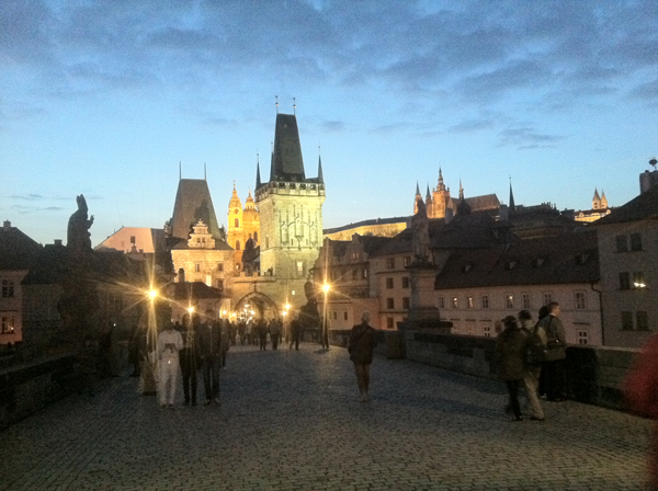 How social media changed the way I travel Prague