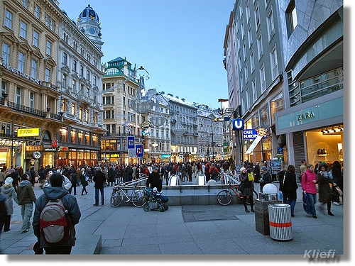 Vienna Needs to Retrain Its Retail Workers