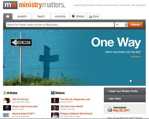 ministrymatters.com