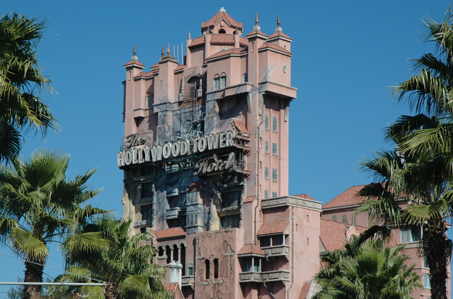 Tower of Terror and bad parenting