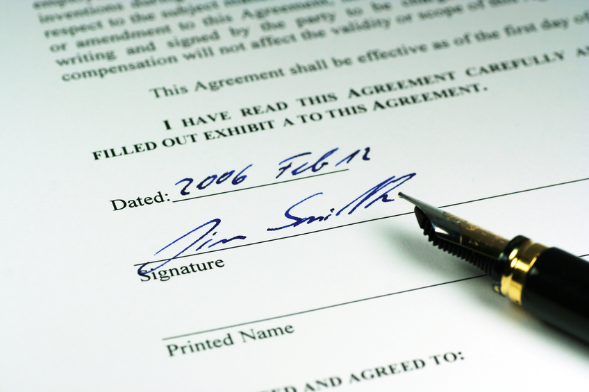 Why You Need a Contract or AGreement