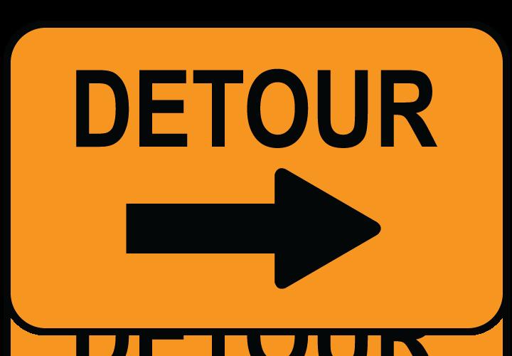 Life in detour