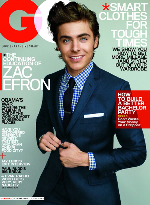 Zac efron what's my color male