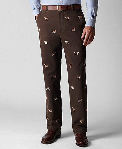 Brooks Brothers BROWN pants