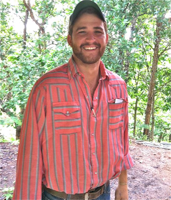 Cameron Hartsell Mission Lazurus Honduras