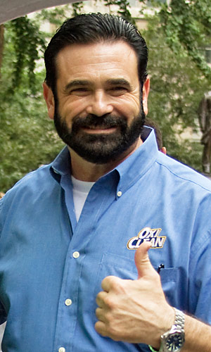 Billy Mays Beard