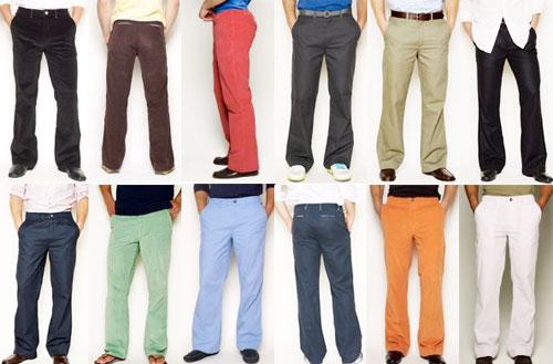 multiple pants