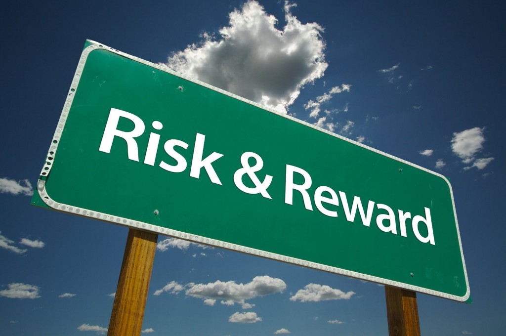 Risk and reward relationships