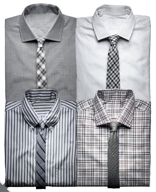 how to mix patterns for men shirts and ties