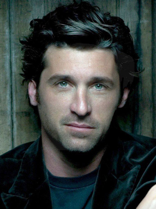Patrick Dempsey hair color