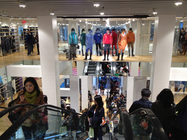 Uniqlo Manhattan Store