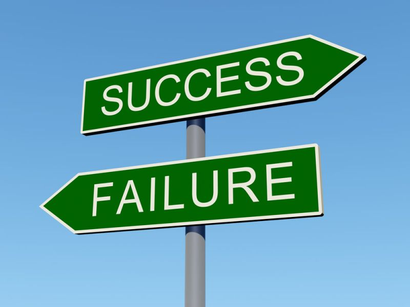 success and failure client strategy