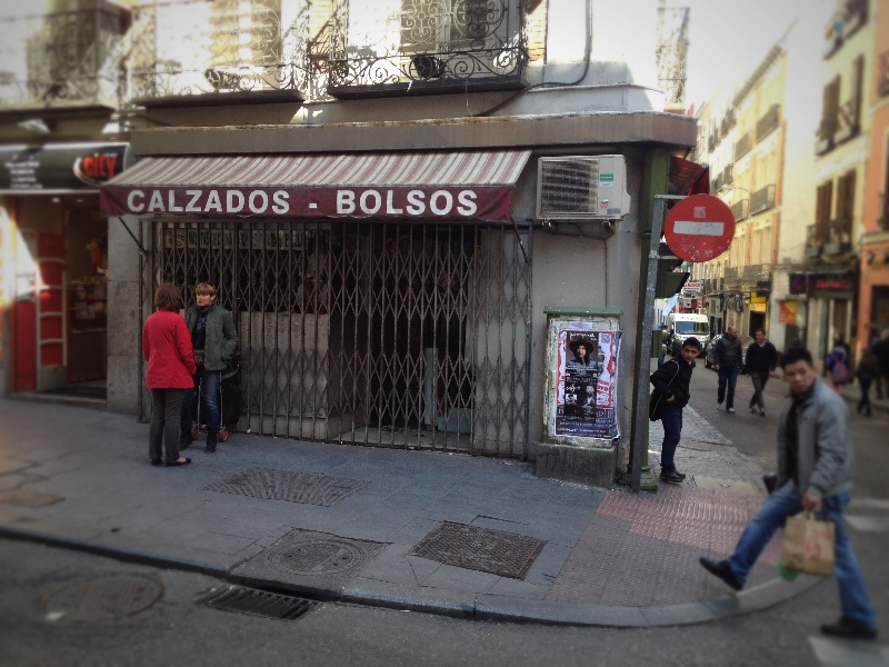 Madrid Store business basics