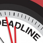 Why We Need Deadlines