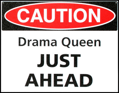 Image result for drama queen