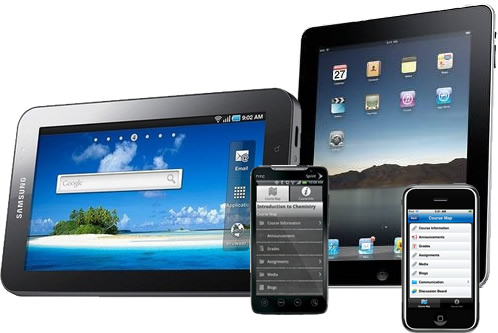 mobile devices and strategy