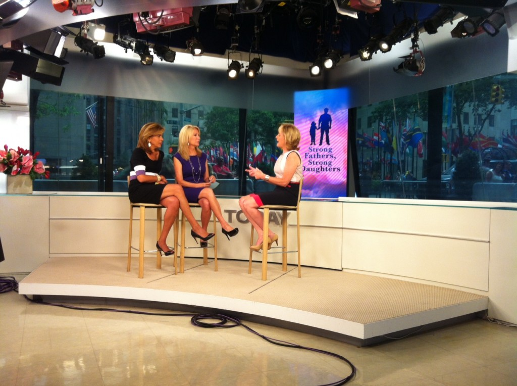 Kathy Lee Gifford, Meg Meeker, Hoda enterview