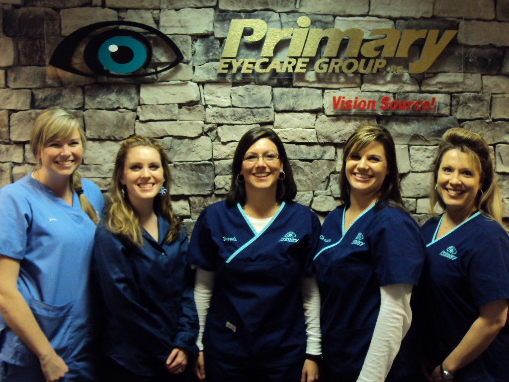 primary eye care group